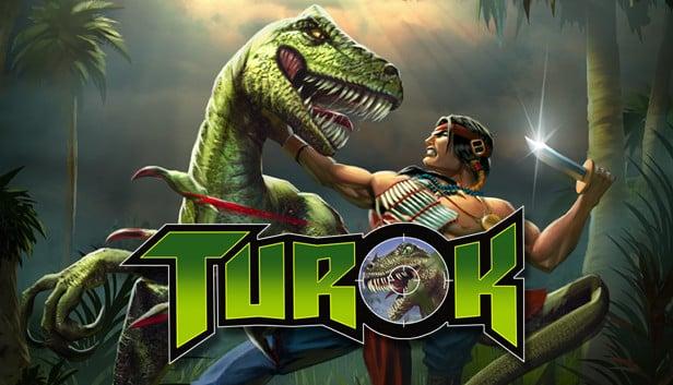 Turok Remastered PC ( Remastered vs Original )