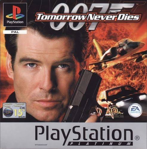 007 Tomorrow Never Dies PSX1-Review