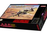 Air Strike Patrol-Super NIntendo