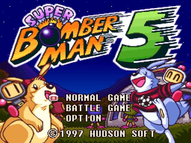Super BomberMan 5 SNES/Review