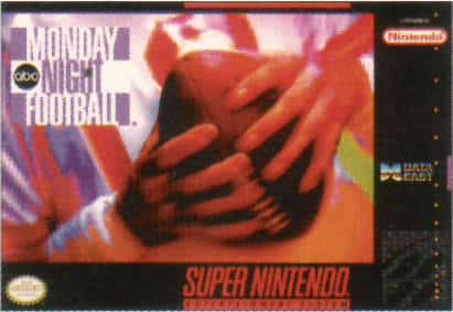 ABC's Monday Night Football SNES-/Review