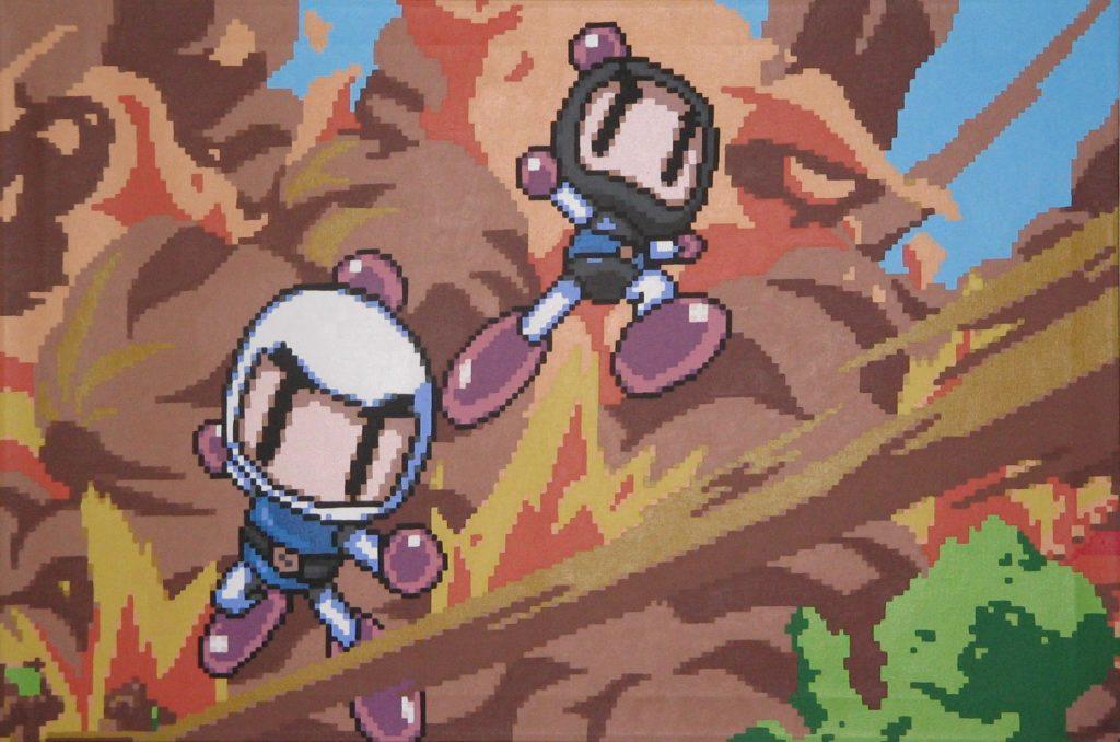 Super BomberMan 5 SNES