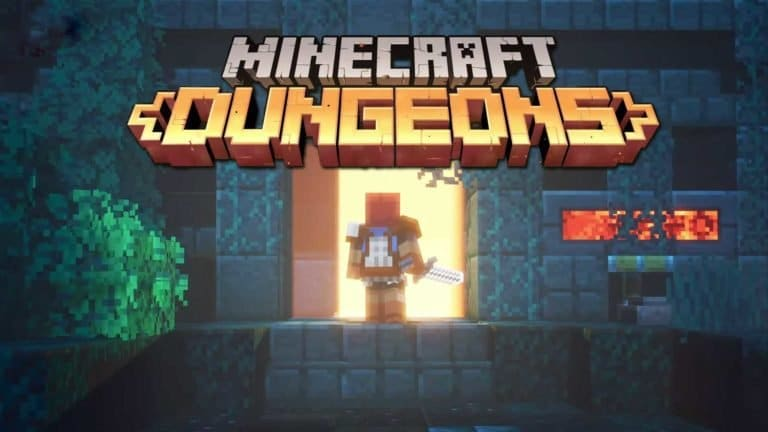 Minecraft Dungeons ganha data de lançamento no PS4, PC, Xbox e Switch
