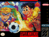 Adventure of Kid Kleets SNES-Soccer Kid!