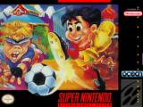 Adventure of Kid Kleets SNES-Soccer Kid!