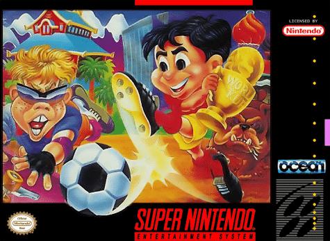 Adventure of Kid Kleets SNES (Soccer Kid)