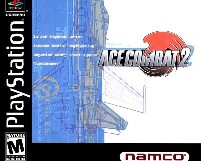 Ace Combat 2 Playstation 1-Review