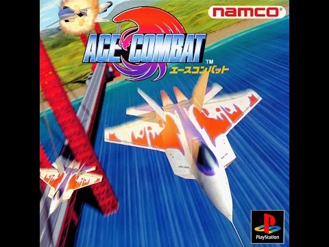 Ace Combat PS1( Air Combat no Ocidente)-Review