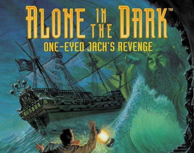 Alone in the Dark: Jack Is Back PS1/Review