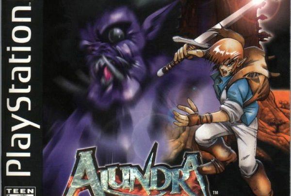 Alundra PSX-The Adventures of Alundra