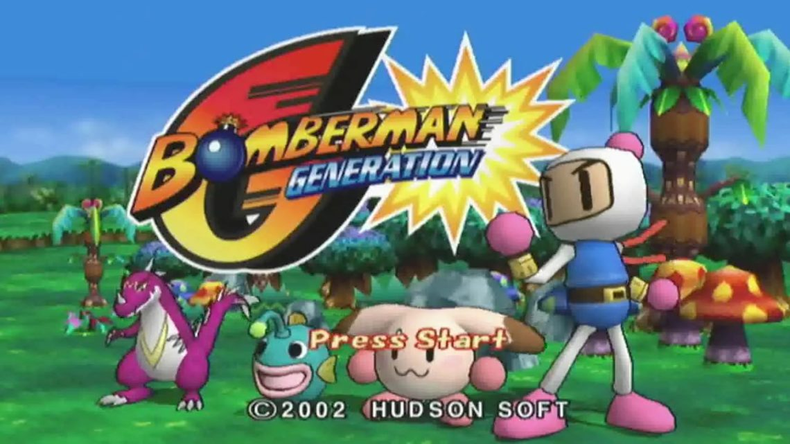 Bomberman Generation Game Cube-Review