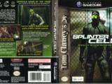 Tom Clancy's Splinter Cell é uma série de videojogos desenvolvida pela Ubisoft. O primeiro, originalmente lançado para a Xbox e Microsoft Windows,PlayStation 2, GameCube e Game Boy Advance.