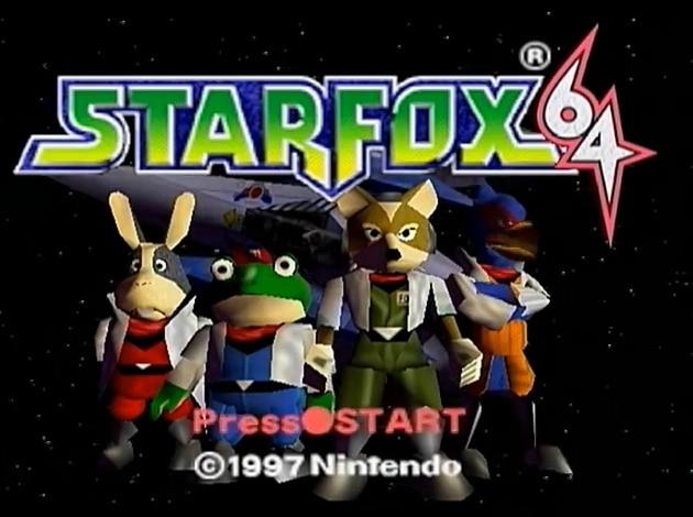 StarFox Nintendo 64/Review