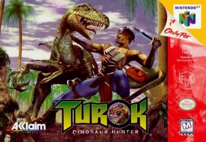 Turok Dinosaur Hunter-Nintendo 64/Review