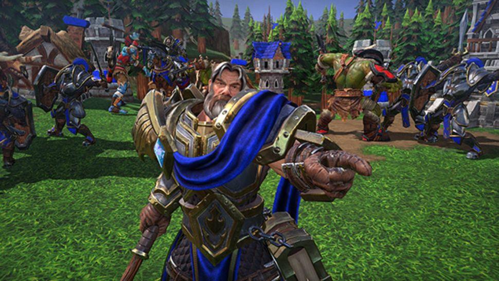 Warcraft 3:Reforged PC