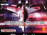Ace Combat 3 Electrophere-Nanco-Playstation 1