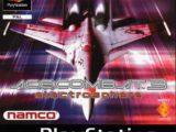 Ace Combat 3 Electrophere-Nanco-Playstation 1