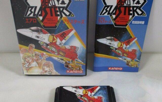 Air Buster (Aero Blaster) Sega MegaDrive/Review