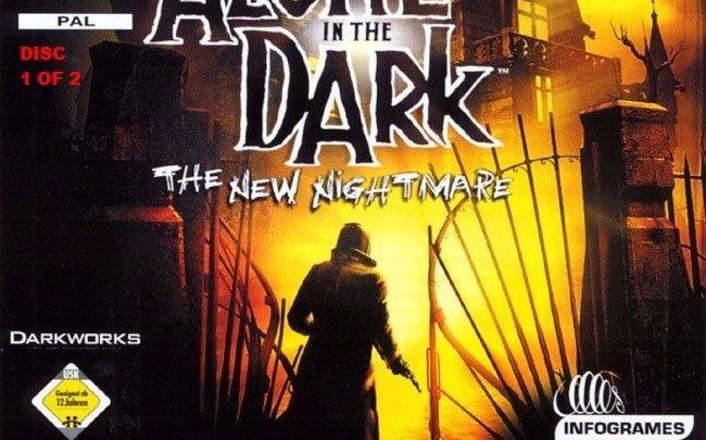 Alone in the Dark: The New Nightmare PSX