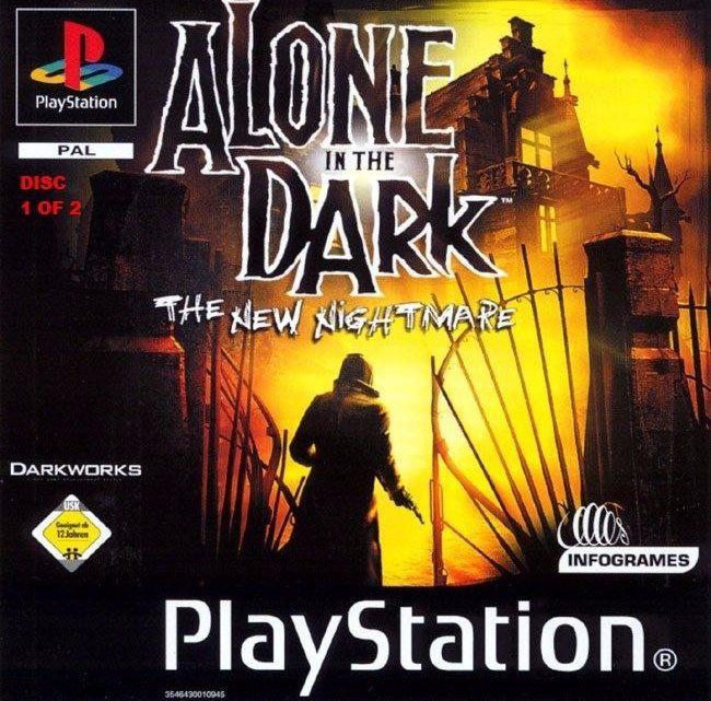 Alone in the Dark: The New Nightmare PS1-Baixar ROM, Wiki & Cheats