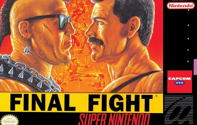 Final Fight Capcom Super Nintendo-Review!