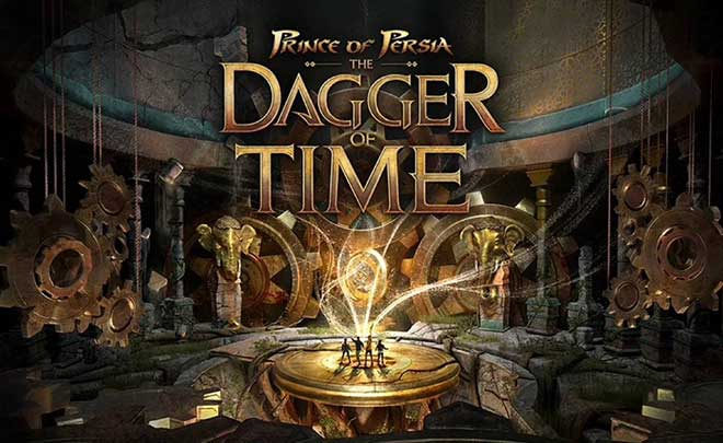 Prince of Persia: The Dagger of Time VR Trailer