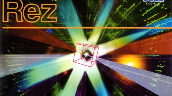 Rez Dreamcast (Rom e GamePlay)
