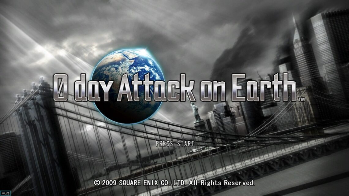 0 Day Attack on Earth Xbox 360 Review