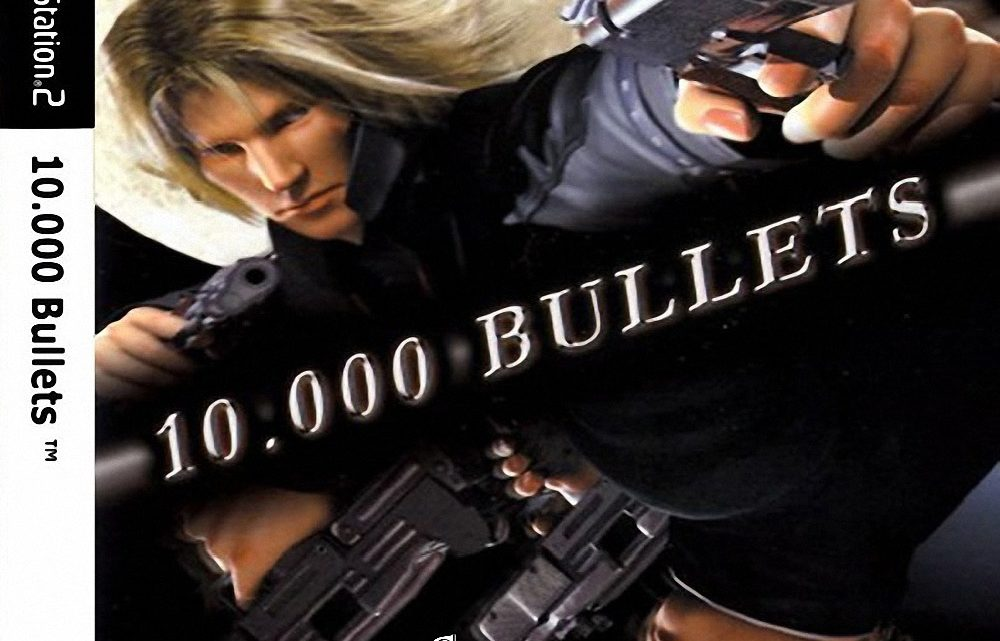 10,000 Bullets PS2 /Review Game!