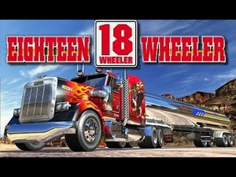 18 Wheeler: American Pro Trucker Playstation2