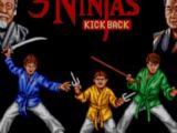 3 Ninjas Kick Back Sega Megadrive