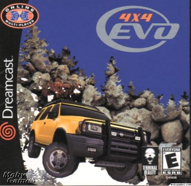 4×4 Evolution Sega DreamCast