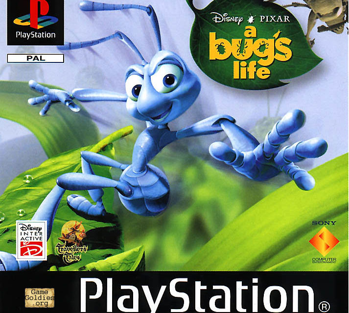 A Bug's Life Playstation