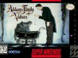 Addams Family Values snes-sega-genesis