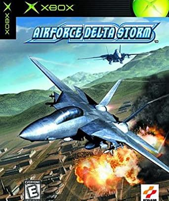 Airforce Delta Storm Xbox-ISO Game & Wiki