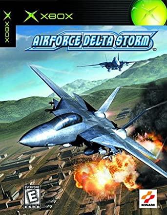 Airforce Delta Storm Xbox
