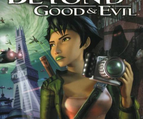 Beyond Good Evil GameCube