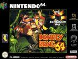 Donkey Kong 64 é um jogo da série Donkey Kong para o sistema Nintendo 64