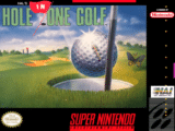 Hal's Hole in One Golf Super Nintendo