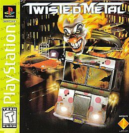 Twisted Metal PS1/Dicas, ISO, ROM & Wiki
