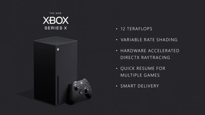 Xbox Series X: Microsoft Revela Todos os Detalhes do Console