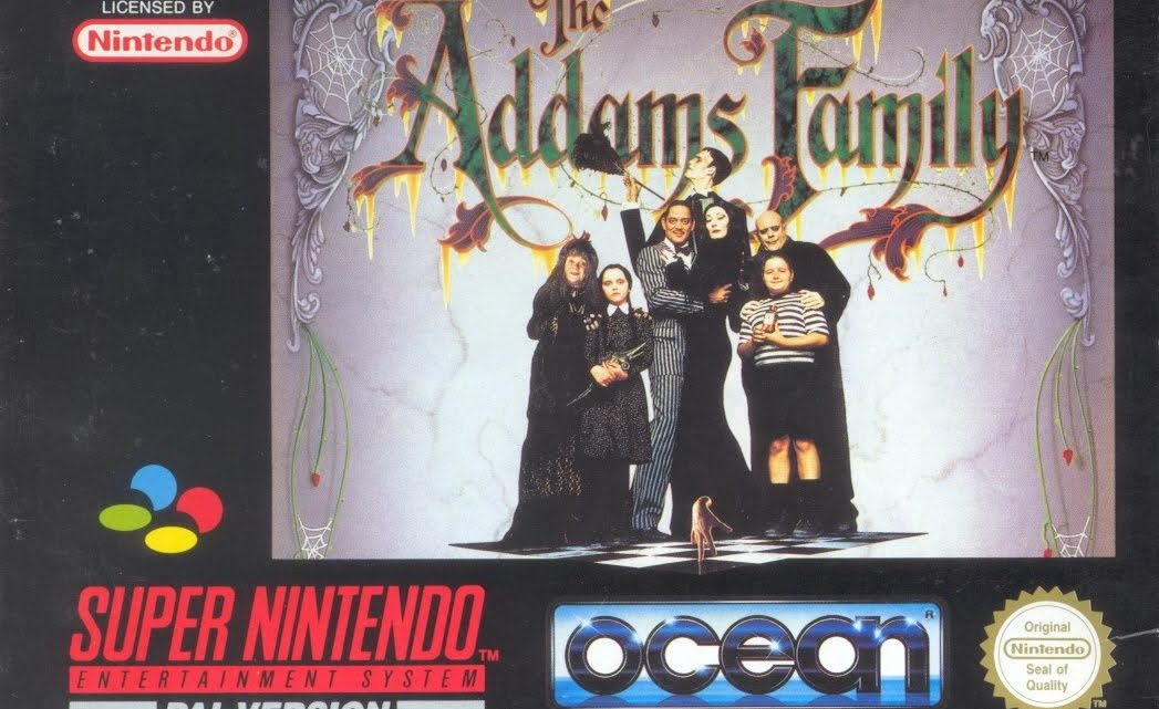 Addams Family SNES (Review)