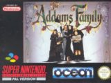 Addams Family Super Nintendo