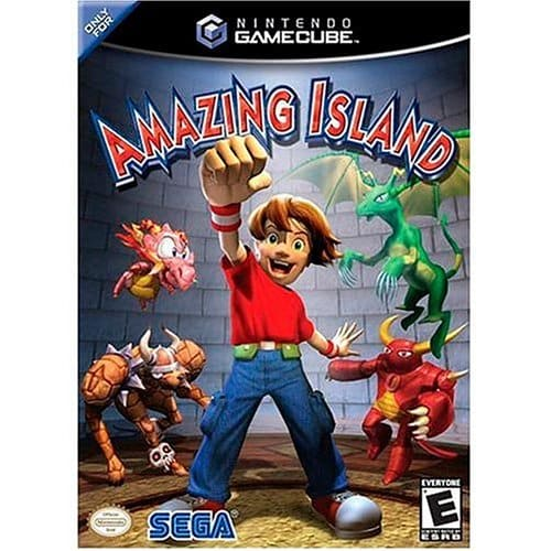Amazing Island Nintendo GameCube