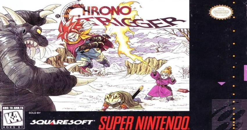 Chrono Trigger SNES-ROM PT-br Game+Wiki