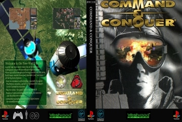 Command & Conquer Playstation (PSX)