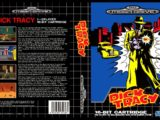 Dick Tracy-Mega Drive