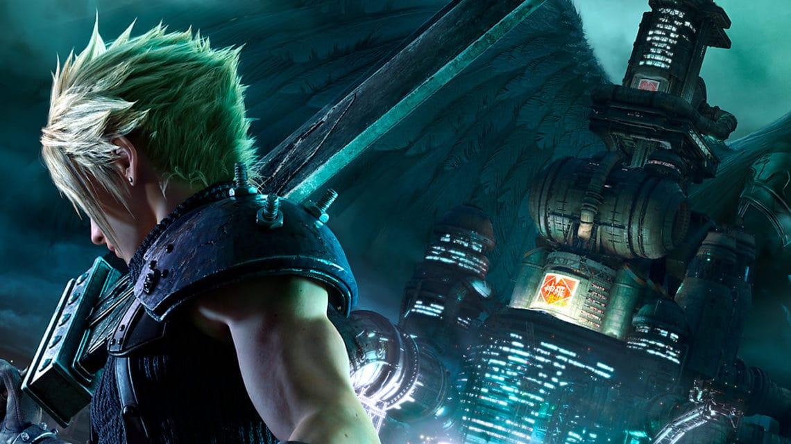 Final Fantasy VII Ramake-Demo disponivel no PS4