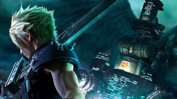 Final Fantasy VII Ramake-Demo disponivel no PS4