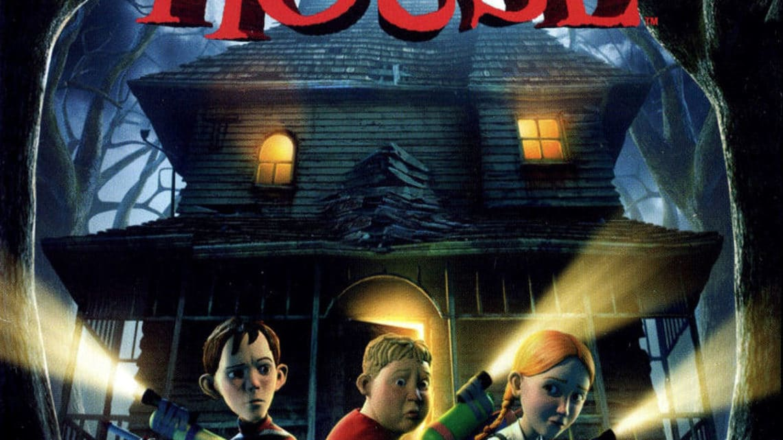 Monster House – Game Cube